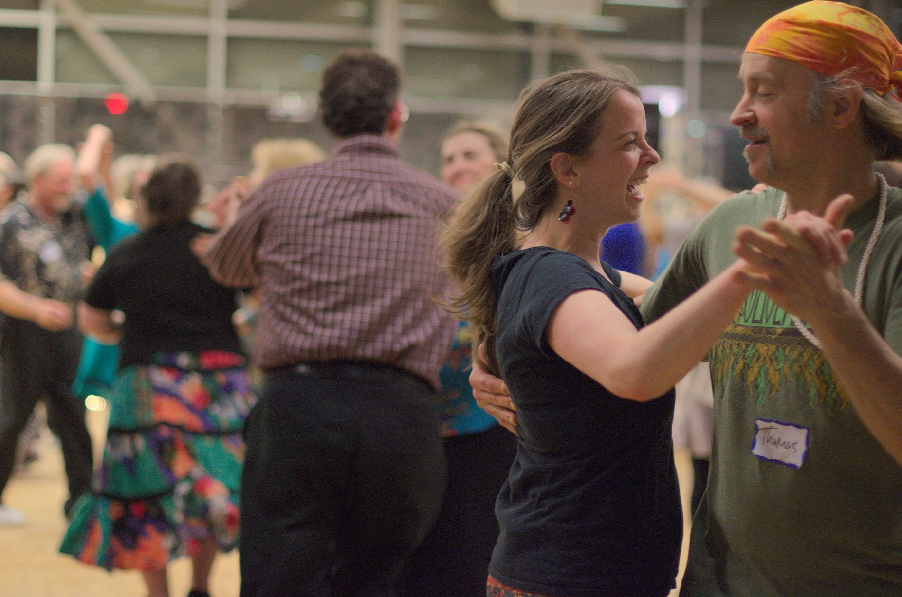 Happy Dancer